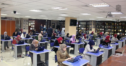 Talal Abu-Ghazaleh Organization conducts 1st Phase of Employment Exam for Electronic Archiving Project