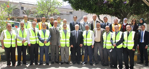 HE Dr. Talal Abu-Ghazaleh Visits Aqaba, Initiates Development Projects in the Governorate