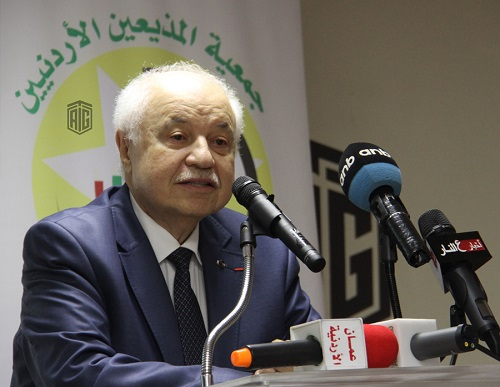 Jordan Broadcasters Association elects HE Dr. Talal Abu-Ghazaleh its Honorary Chairman during a ceremony organized to honor a host of Jordanian broadcasters