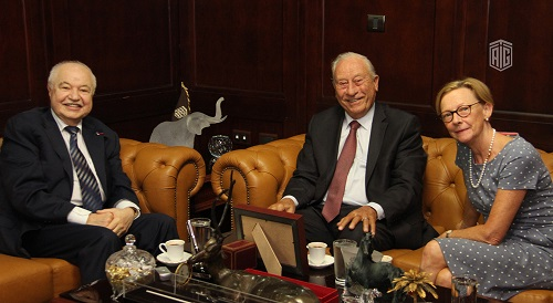 GJU and TAG-Org agree on future cooperation subsequent to their strategic agreement