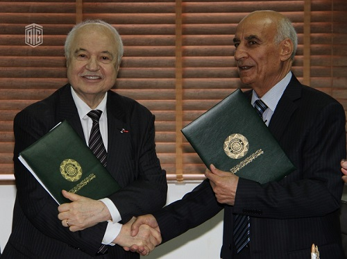 Talal Abu-Ghazaleh Organization and the World Islamic Science & Education University sign two cooperation agreements in many fields