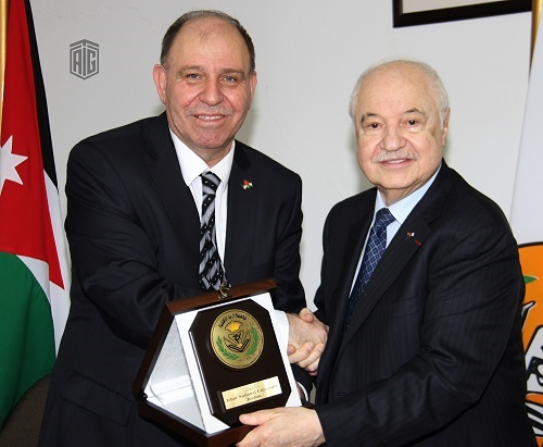 HE Dr. Talal Abu-Ghazaleh inaugurates TAG-Org's new branch in Irbid Governorate