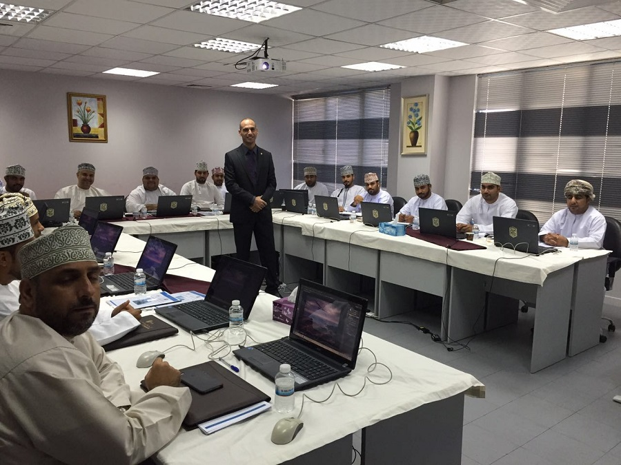 The Arab Omani Institute for Administrative Training (AOIAT), a member of Talal Abu-Ghazaleh Organization (TAG-Org), holds a specialized training course on the uses of Adobe Photoshop program