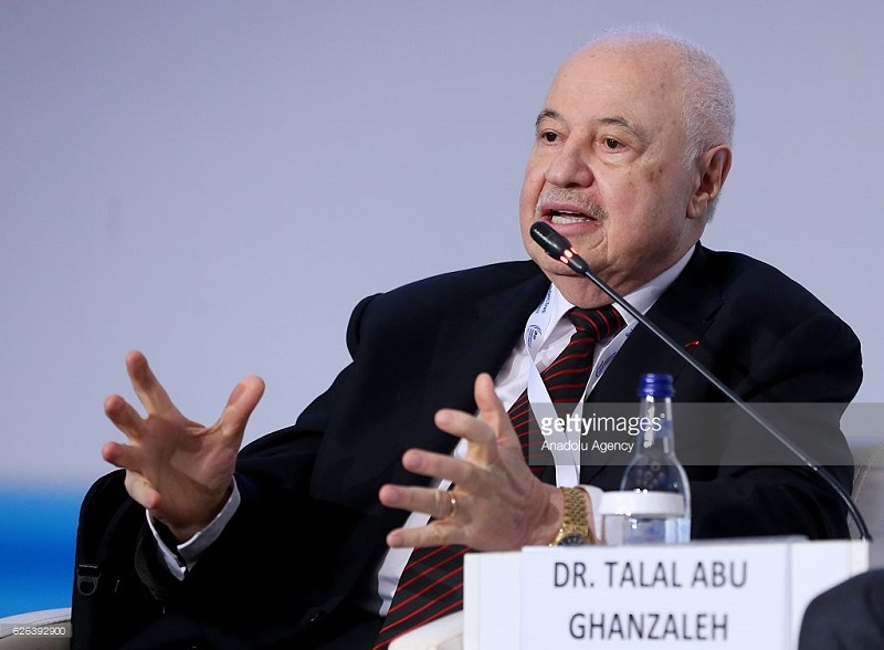 """The 7th Annual Bosphorus Summit convened in Istanbul designated its Honorary President Dr. Talal Abu-Ghazaleh with the task of implementing its decision to establish the """"The Future We Want"""