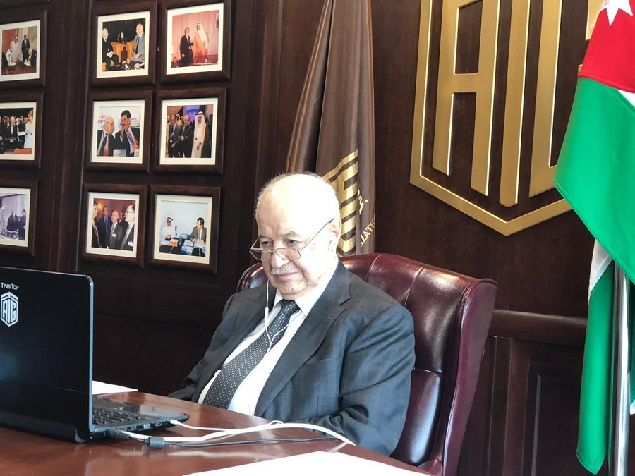 Under the patronage of President of People's Democratic Republic of Algeria Abu-Ghazaleh Keynote Speaker at the 7th African Forum of Investment and Commerce (AFIC7)