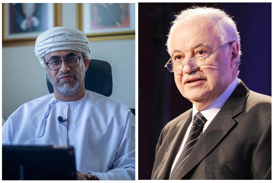 Abu-Ghazaleh: Muscat Declaration calls on Supporting the Development of National and Regional Research and Education Infrastructures