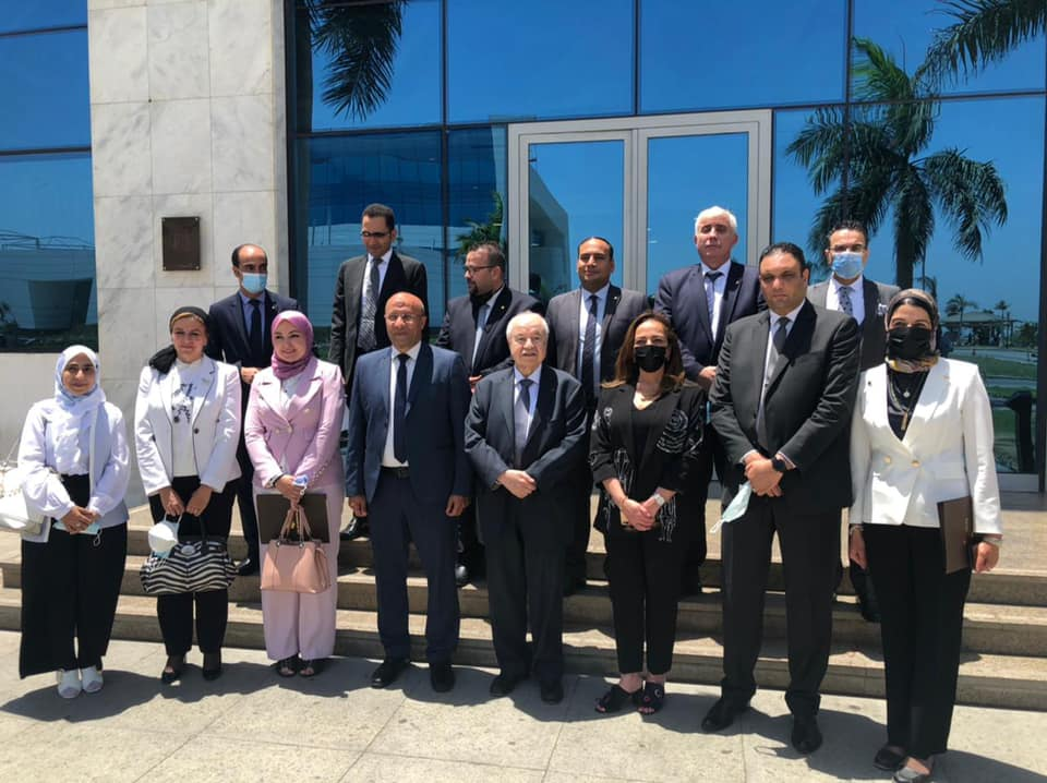 Joint Egyptian-Arab Cooperation for Education Development Cooperation Agreement between Egypt's Education Development Fund (Council of Ministers) and Talal Abu-Ghazaleh Global