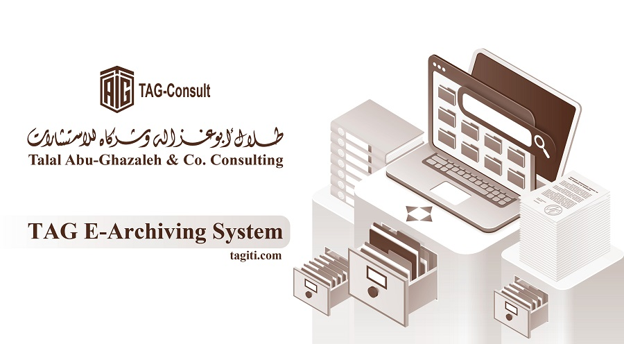 'Abu-Ghazaleh Global' Launches its Integrated Solutions' E-archiving System