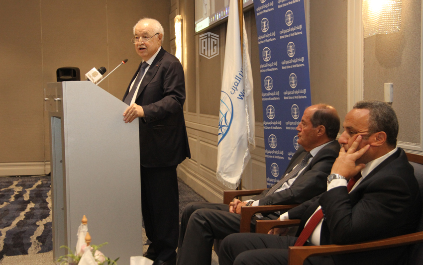 During his participation at the Annual Compliance Experts Forum:  Abu-Ghazaleh Calls for Establishment of 'Arab Accounting Compliance Law' by an Arab Consortium