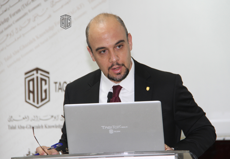 Abu-Ghazaleh Assigns Daoud to Lead Smart Learning Program at Global Level