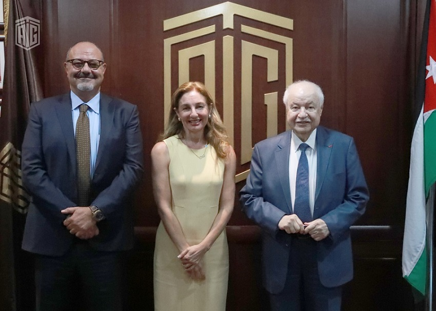 'Abu-Ghazaleh Global' and Arabia Monitor Sign Cooperation Agreement to Enhance Provision of Professional Services Globally