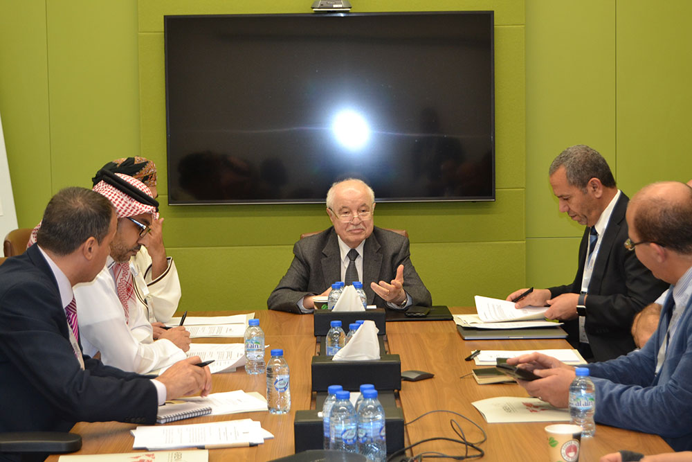 Abu-Ghazaleh Chairs ASREN Shareholders' Annual Meeting
