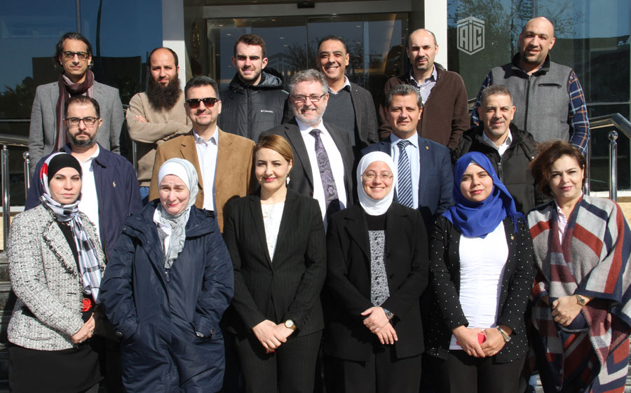 'Abu-Ghazaleh University College for Innovation' Concludes Managerial Skills Executive Program