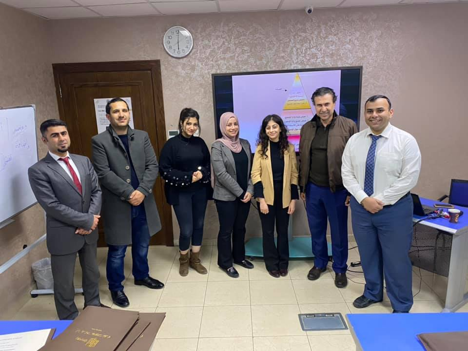 Talal Abu-Ghazaleh-Academy Concludes 'Media Writing Skills' Course