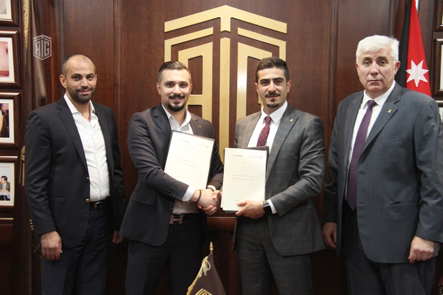 'Abu-Ghazaleh Knowledge Society' and Manaseer IT Co. Sign Cooperation Agreement