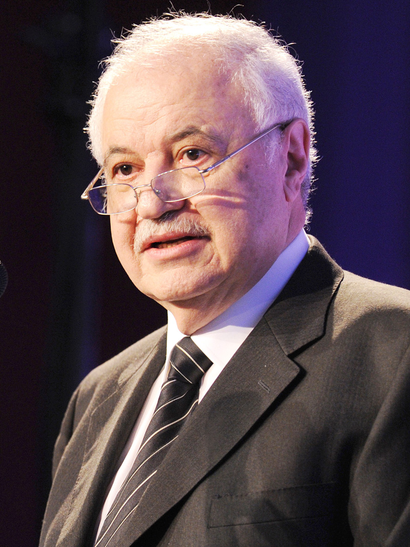 In his Interview with '218 News' Libyan Channel Abu-Ghazaleh: No Secret Councils Rule the World