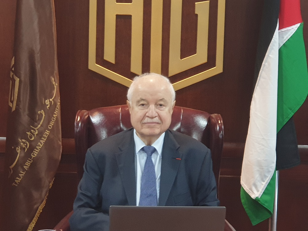 During 'Al Nafitha' program of QCPA Abu-Ghazaleh: The Arab Countries' Only Way Out of the Economic Crisis is Self-sufficiency Strategy