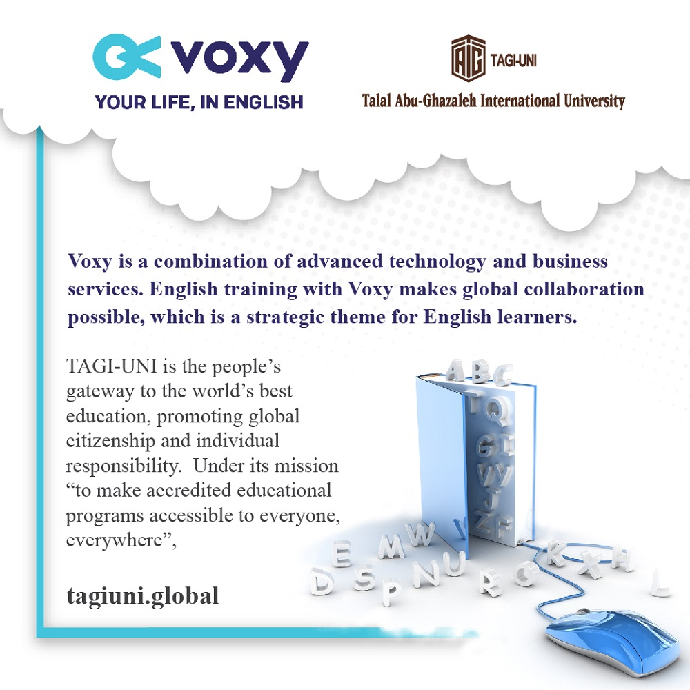 Yemen Remote English Language Learning through 'Abu-Ghazaleh' and Voxy Platform