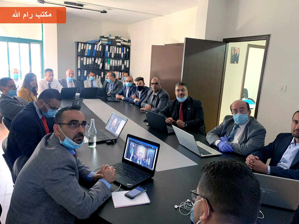 At a Virtual Meeting with TAG.Global's Employees All Around the World Abu-Ghazaleh: TAG.Global's Ambition is to Become the Top Global Organization as Initially Planned