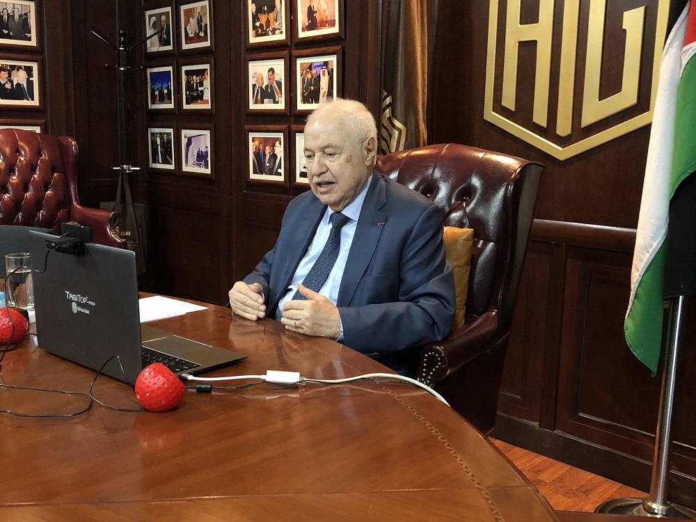 In an Interview aired on Egypt-based Sada El Balad TV Abu-Ghazaleh: Prepare for Several More COVID-19 Waves, the Pandemic Will Remain with us for Years