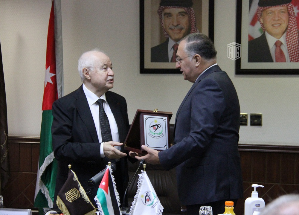Talal Abu-Ghazaleh Knowledge Forum Sign MoU With Jordan Anti-Corruption Commission