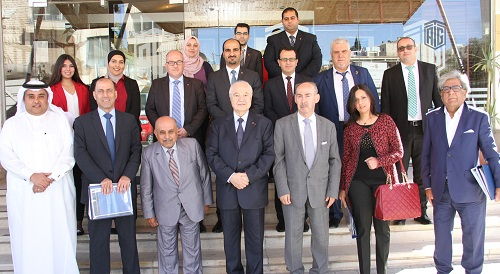 HE Dr. Talal Abu-Ghazaleh chairs the Annual Meeting of the Licensing Executives Society - Arab Countries