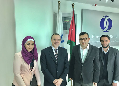 Talal Abu-Ghazaleh & Co. Consulting for Quality Management Systems and Sana Pharmaceutical Industries sign a cooperation agreement for the preparation and application of CE Marking