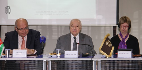 Talal Abu-Ghazaleh Knowledge Forum holds a roundtable on the reality of housing finance in Jordan in the presence of all stakeholders in the sector