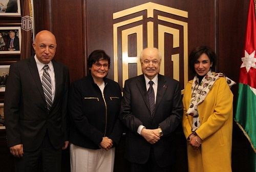 Three MoUs signed between  Talal Abu-Ghazaleh Organization and Kuwait's Miras Consulting