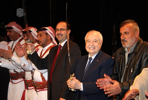 Talal Abu-Ghazaleh Business and Culture Radio (TAGBC) launched during JOrchestra Concert