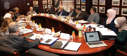 HE Dr. Talal Abu-Ghazaleh inaugurates the Experts Committee on Ranking of Private Schools