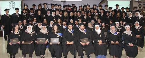 HE Dr. Talal Abu-Ghazaleh patronizes the honoring ceremony of the 9th batch of 2017 Masters Students at Talal Abu-Ghazaleh Graduate School of Business