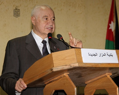 HE Dr. Talal Abu-Ghazaleh visits Irbid Governorate as part of Talal Abu-Ghazaleh Organization expansion strategy  in the Jordan and the world