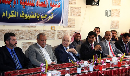 HE Dr. Talal Abu-Ghazaleh visits the Al-Muwaqqar district as part of the activities conducted by the Development of Jordan Badia Committee/Talal Abu-Ghazaleh Knowledge Forum