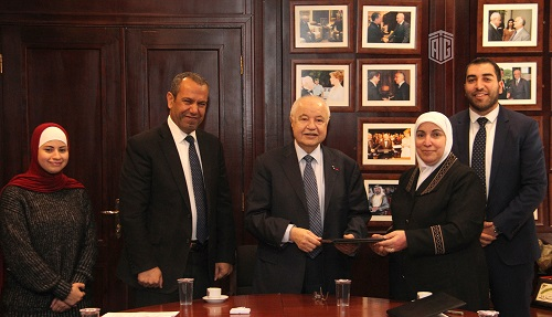 The Arab Organization for Quality Assurance in Education (AROQA) and Al Hijaz Private Schools sign a cooperation agreement for academic accreditation