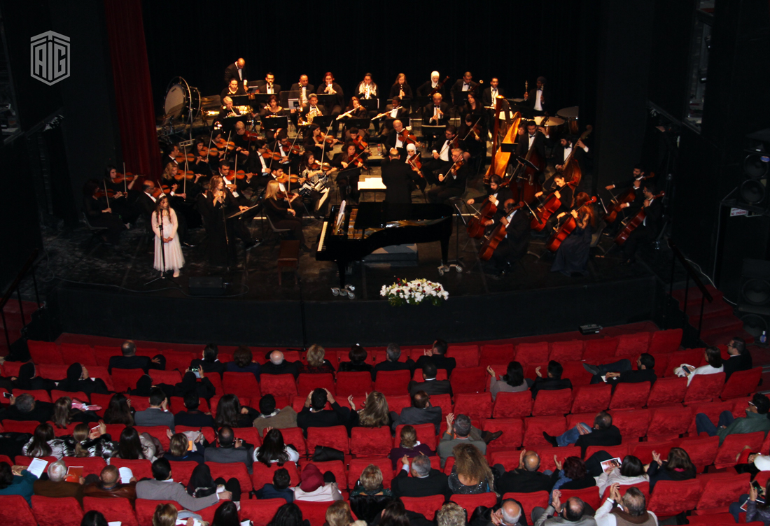 In the presence of HE Dr. Talal Abu-Ghazaleh, JOrchestra presents a special concert under the title