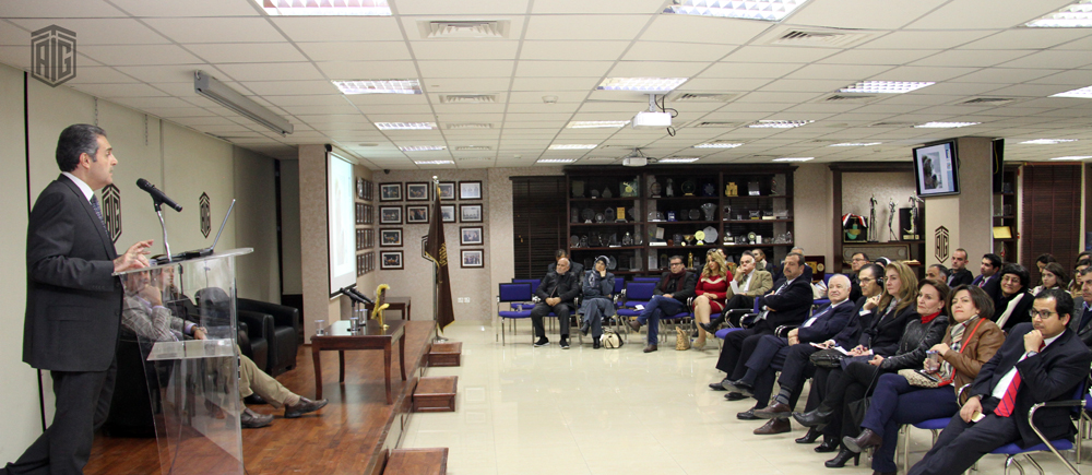 Under the patronage of HE Dr. Talal Abu-Ghazaleh, the Talal Abu-Ghazaleh Knowledge Forum (TAGKF) hosted a seminar for the Jordanian Oncology Society (JOS) on the