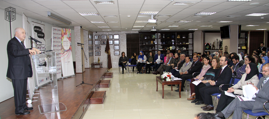 HE Dr. Talal Abu-Ghazaleh inaugurates a poetry initiative