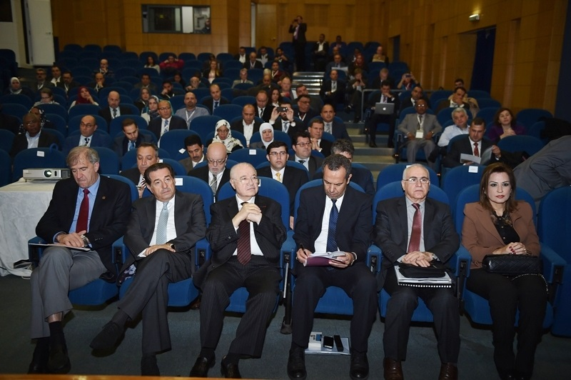 eAGE 2016, AROQA's 8Th Annual Conference and OSSCOM 2016 Convene in Beirut, under the Patronage of Lebanese Minister of Telecommunication and Presidency of HE Dr. Talal Abu-Ghazaleh