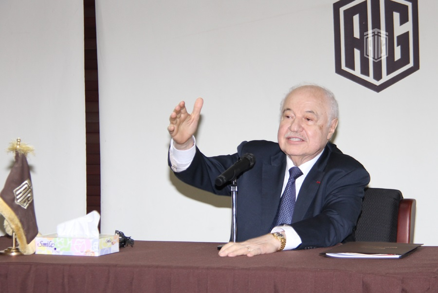 The launch of Talal Abu-Ghazaleh Knowledge Forum Aims at Transforming Jordan into a