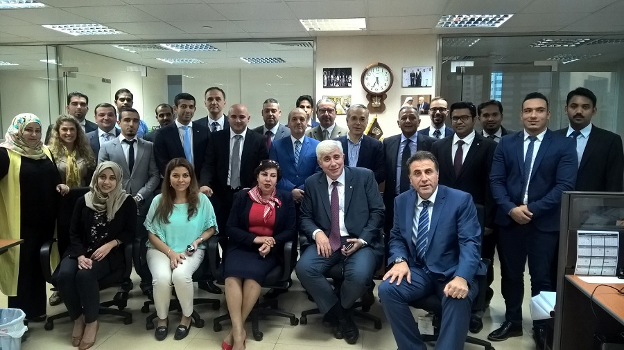 Talal Abu-Ghazaleh Organization Management Council Holds its 4th Meeting for the Third Round in Abu Dhabi
