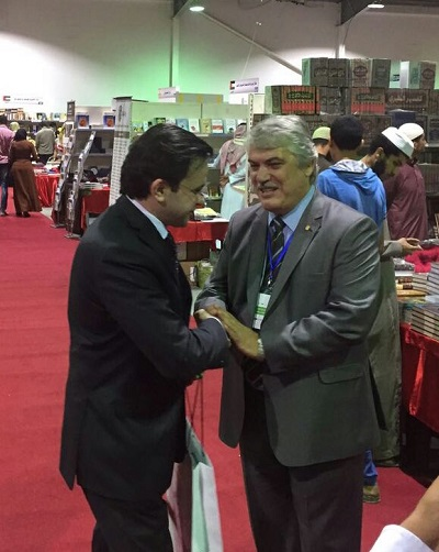 Talal Abu-Ghazaleh Translation, Distribution and Publishing participates in the 16th Amman International Book Fair