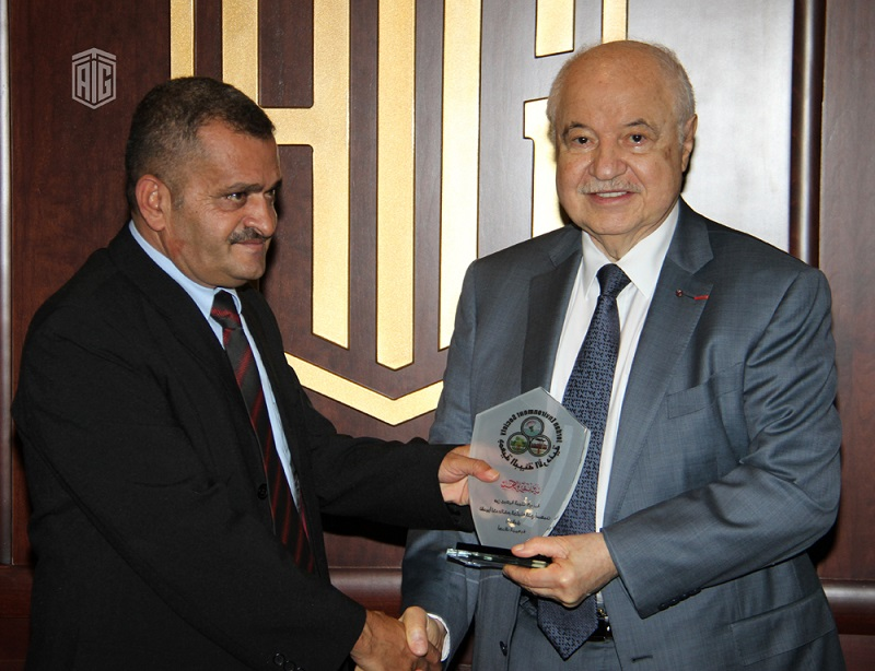 Talal Abu-Ghazaleh Organization establishes a knowledge station at Jordan Environment Society