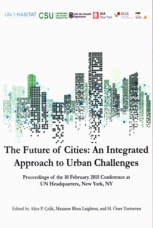 TAG-Org and Consortium for Sustainable Urbanization publish books on Refugees and Future of Cities