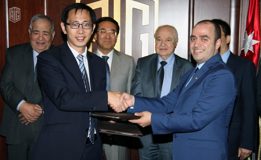 Talal Abu-Ghazaleh Organization and ZTE sign a Memorandum of Understanding to develop digital solutions in various fields