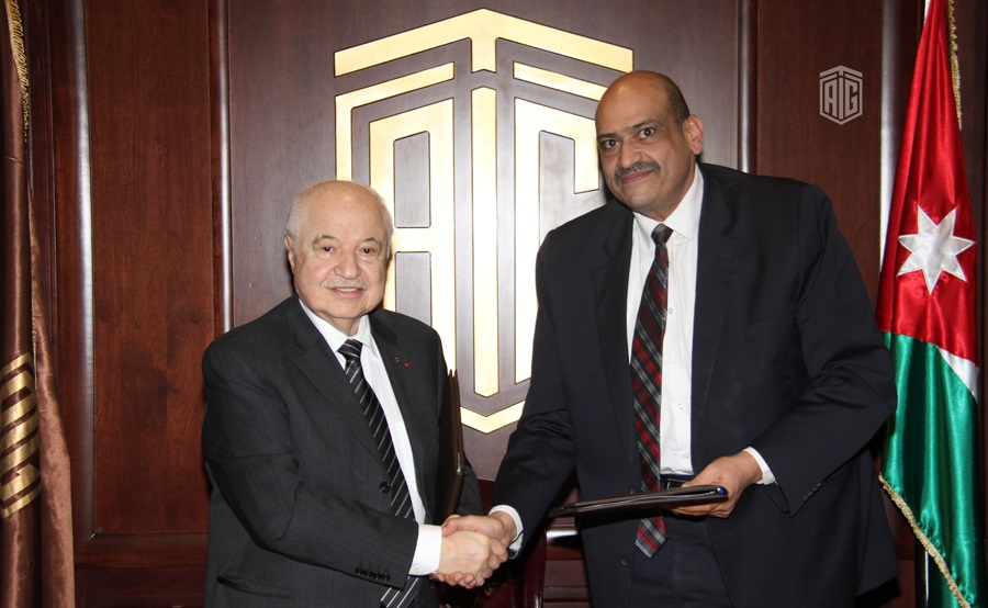 Talal Abu-Ghazaleh Professional Training Group and the Eastern Mediterranean Public Health Network (EMPHNET) sign a Memorandum of Understanding to cooperate in providing training services for staff working in the health sector.