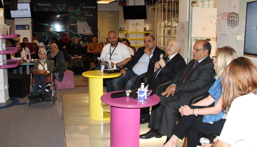 Talal Abu-Ghazaleh Organization a dopts three projects from Next Level initiative at a cost of JD45000