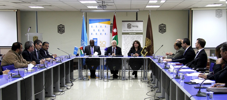 TAG-Knowledge and UNDP sign MoU to support youth in governorates
