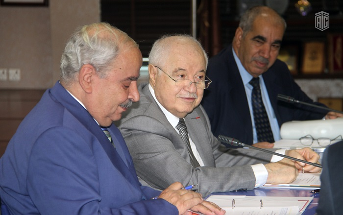The Arab Society of Certified Accountants (Jordan) held its 27th Annual Meeting, under the chairmanship of HE Dr. Talal Abu-Ghazaleh.