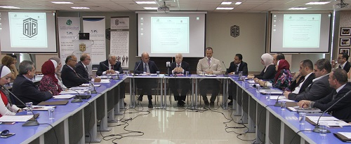 HE Dr. Talal Abu-Ghazaleh patronizes a workshop on Intellectual Property Rights